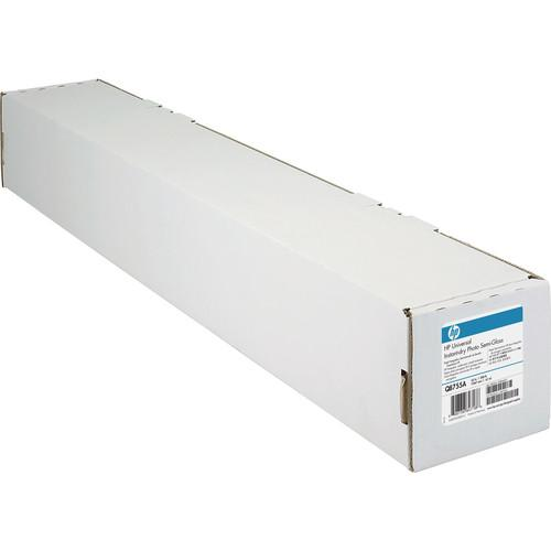 HP Q8755A Universal Instant-Dry Semi-gloss Photo Paper Q8755A