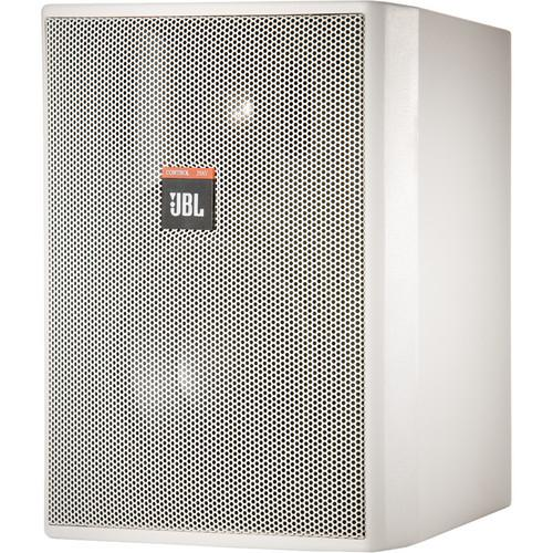 JBL Control 25AV-LS Monitor For Fire Alarm and C25AV-LS-WH