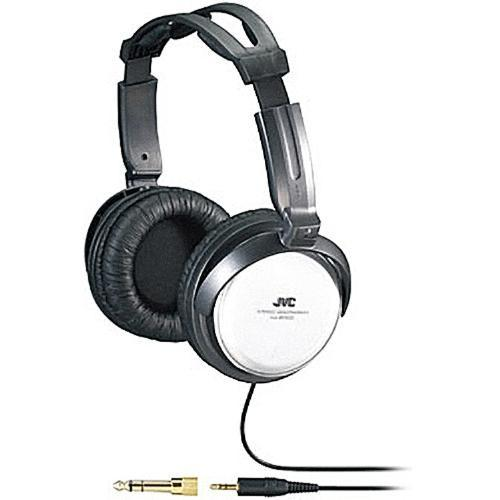 JVC HA-RX500 Around-Ear Stereo Headphones HA-RX500