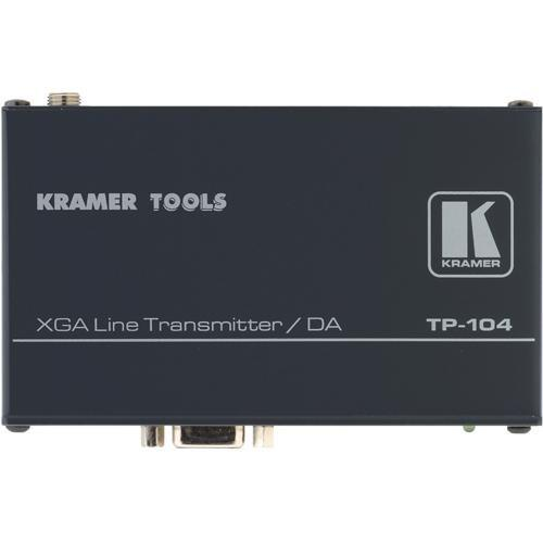 Kramer TP-104HD 1:4 XGA Line Transmitter and TP-104HD