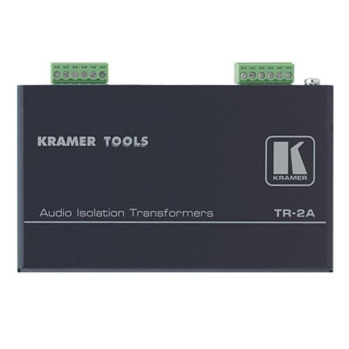 Kramer TR-2A Balanced Stereo Audio Isolation Transformer TR-2A