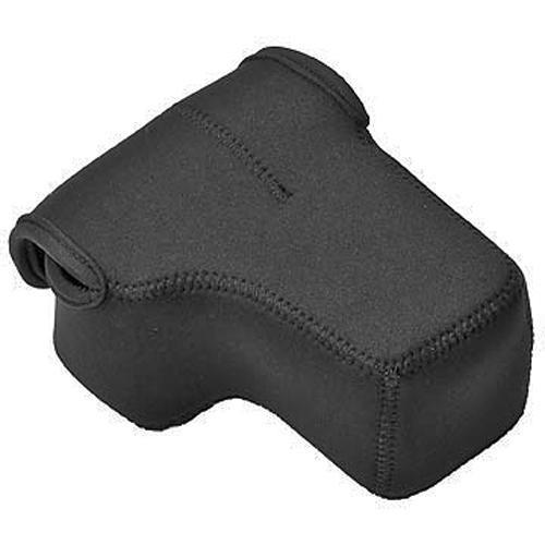 LensCoat BodyBag Compact with Lens (Black) LCBBCLBK