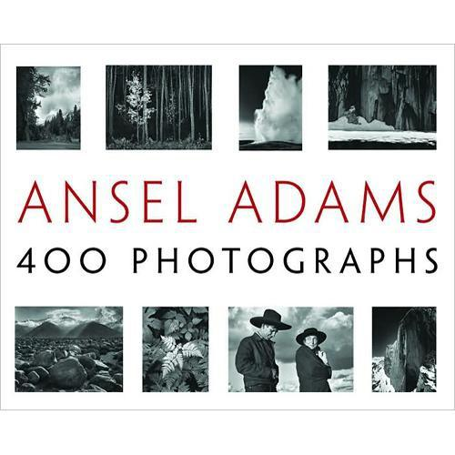 Little Brown Book: Ansel Adams 400 Photographs by 9780316117722