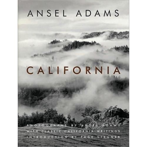 Little Brown Book: California by Ansel Adams 9780821223697