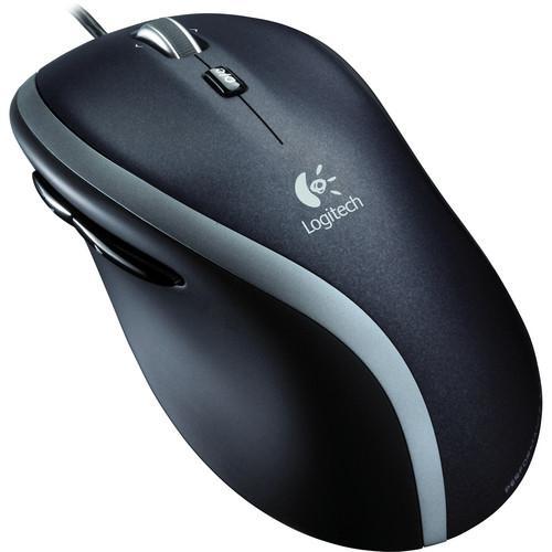 User manual Logitech Corded Mouse M500 910-001204 | PDF-MANUALS com