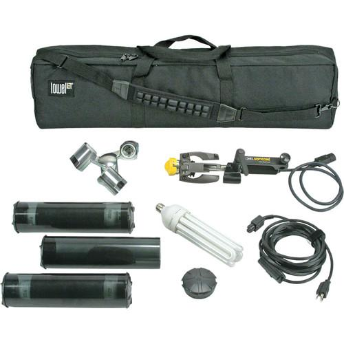 Lowel  SoftCore FLO-X3 Kit (120/230VAC) SX-903LB