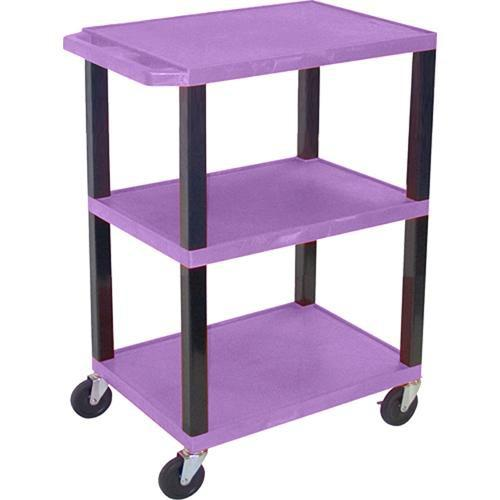 Luxor  WT34SP Commercial Busing Cart WT34PS-B
