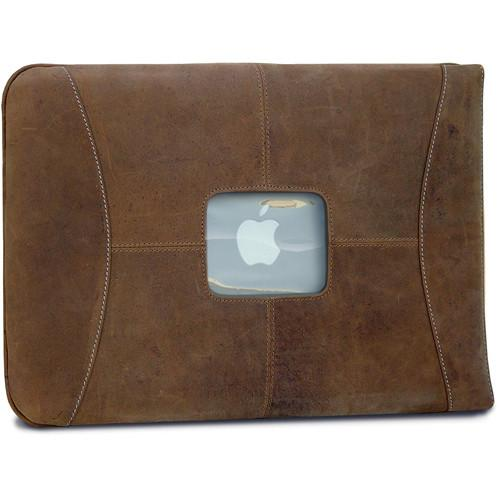 MacCase Premium Leather Sleeve (Vintage) L15SL-VN