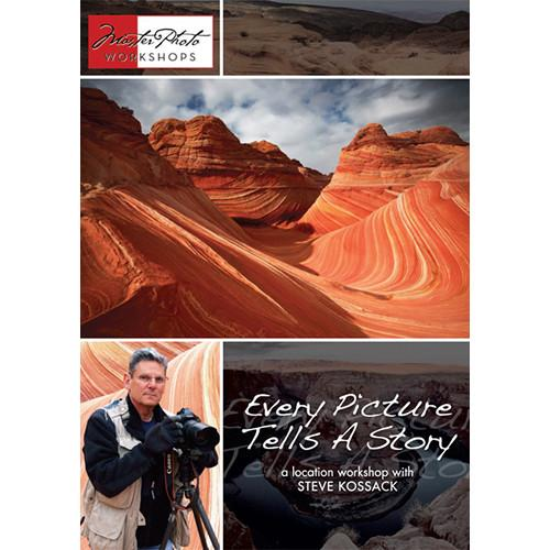 Master Photo Workshops DVD: Every Picture Tells A Story 1005
