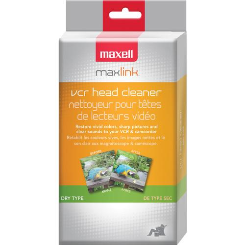 Maxell  VP-100 VHS Head Cleaner 290058