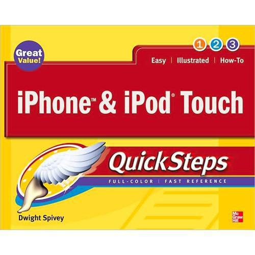 McGraw-Hill Book: iPhone & iPod touch QuickSteps 0071634851