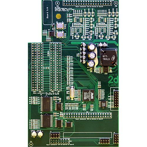 Metric Halo 2d Card - Upgrade Card for Mobile I/O 2882 003-11018