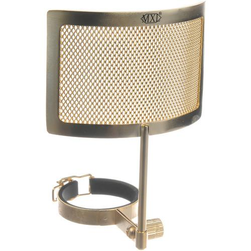 MXL PF-005-G Metal Mesh Pop Filter (Gold) PF005-G