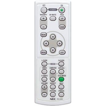 NEC  Replacement Remote Control RMT-PJ29