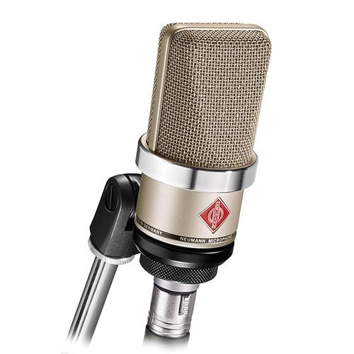 Neumann TLM-102 Large Diaphragm Studio TLM 102 - NICKEL