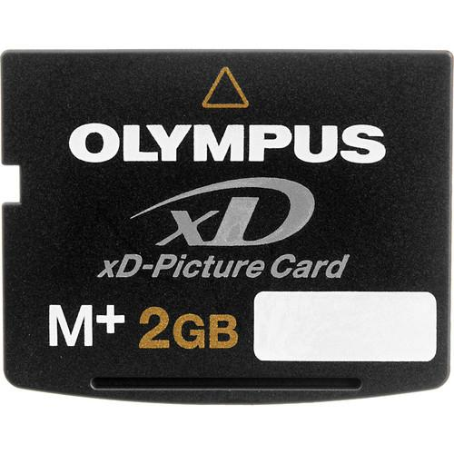 Olympus  2GB xD-Picture Card M Plus 202332
