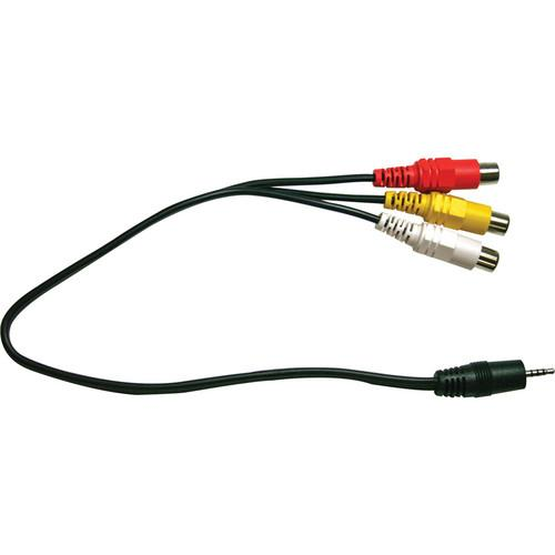 Optoma Technology BC-MJAVXY0S RCA Female to 2.5mm BC-MJAVXY0S