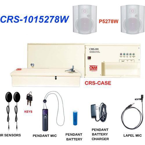 OWI Inc. CRS-1015278W Infrared Wireless CRS-1015278-2W