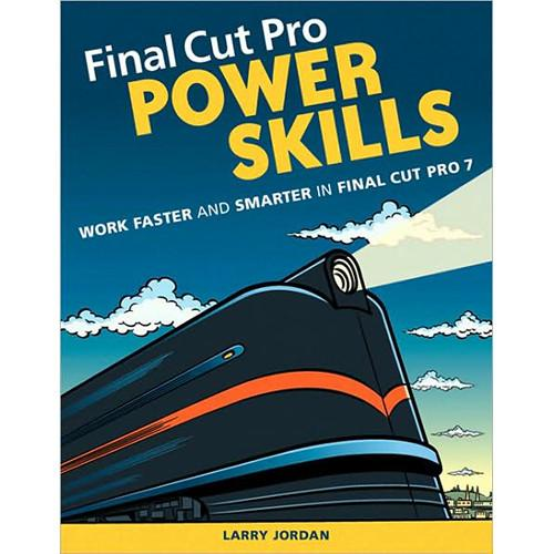 Pearson Education Book: Final Cut Pro Power 978-0-321-64690-3