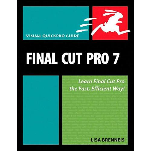 Pearson Education Final Cut Pro 7: Visual 978-0-321-63681-2