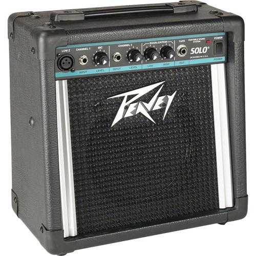 Peavey Solo Portable Battery-Powered PA/Amplifier 00476100