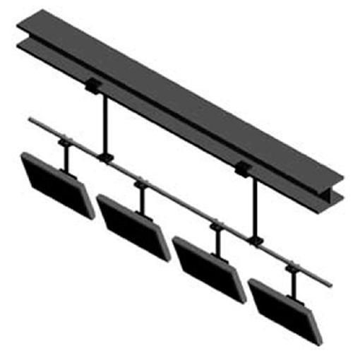 Peerless-AV  Multi Display Ceiling Mount MDJ 720