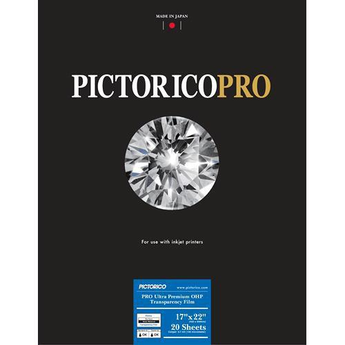 Pictorico Pro Ultra Premium OHP Transparency Film PICT35029