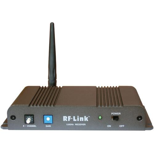 RF-Link AVS-5808-RX Wireless 8-Channel Indoor AVS-5808-RX