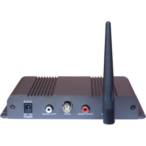 RF-Link AVS-5808-TX Wireless 8-Channel Indoor AVS-5808-TX