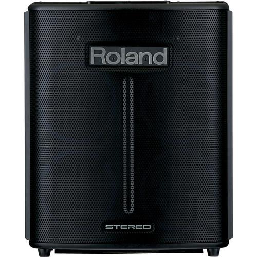 Roland BA-330 Portable Stereo PA Amplifier and Speaker BA-330