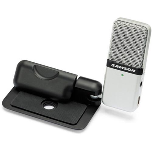 Samson Go Mic USB Microphone for Mac and PC Computers SAGOMICS