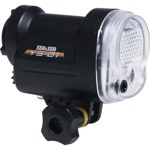 Sea & Sea  YS-01 Strobe Head Only SS-03112