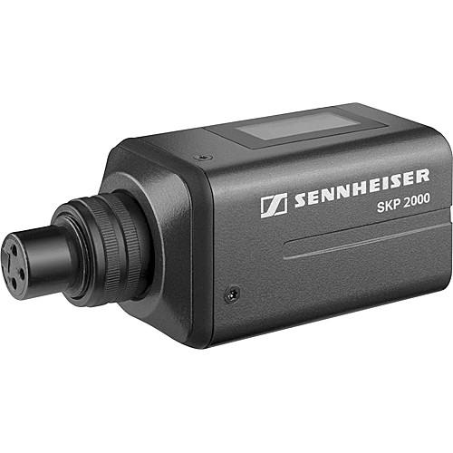 Sennheiser SKP2000 Wireless Plug-In Transmitter SKP 2000XP BK-GW