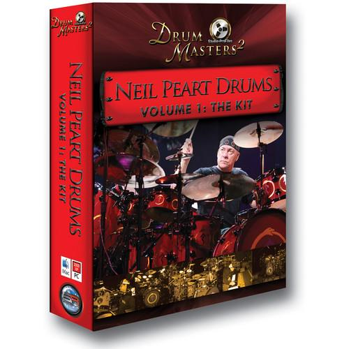 Sonic Reality Neil Peart Drums Vol 1: The Kit - Drum SR-NPKIT-01