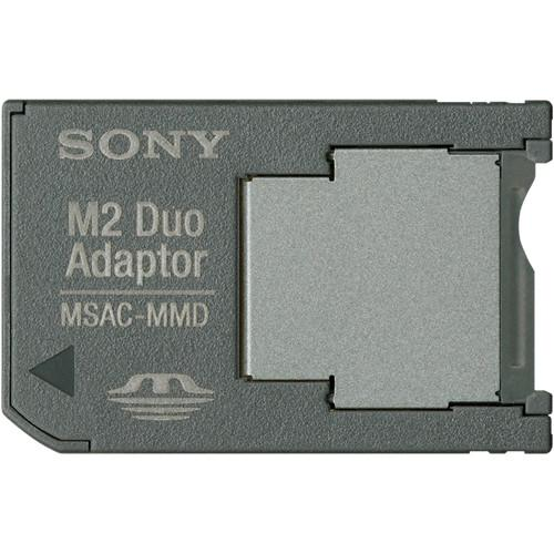 Sony  M2 Duo Adaptor MSACMMDS/US