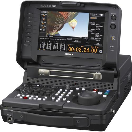 Sony  PDW-HR1 XDCAM HD422 Field Recorder PDW-HR1