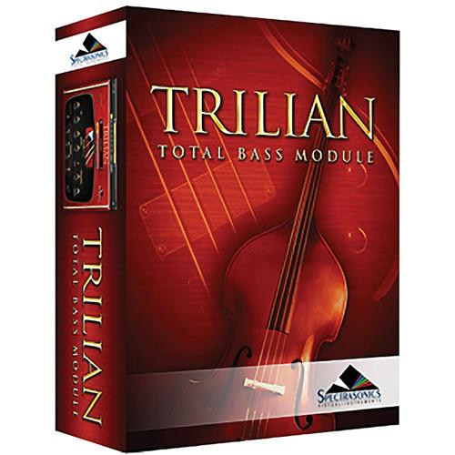 Spectrasonics Trillian - Total Bass Virtual Instrument 3TRL