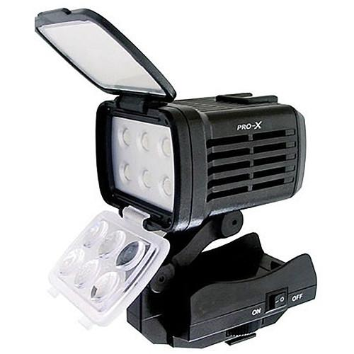 Switronix GP-H56S DV/HDV On-Camera Light (12VDC) GP-H56S