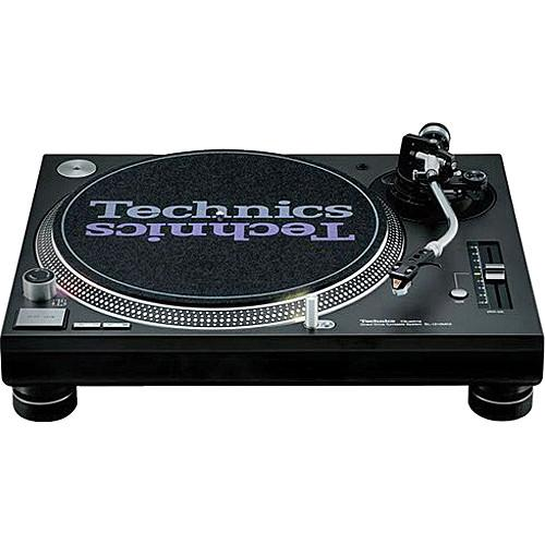 Technics SL-1210MK5 Analog DJ Turntable with Odyssey Flight