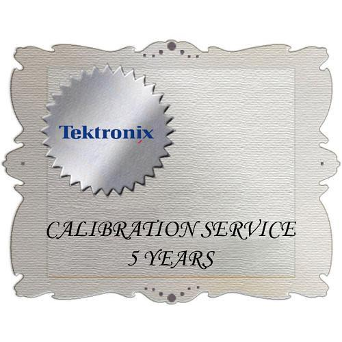 Tektronix C5 Calibration Service for GPS7 GPS7 C5