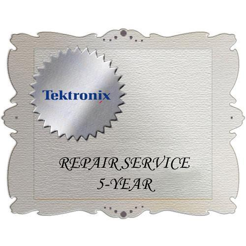 Tektronix R5 Product Warranty and Repair Coverage 1741C R5