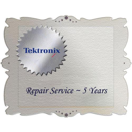 Tektronix R5 Product Warranty and Repair Coverage WFM6120R5