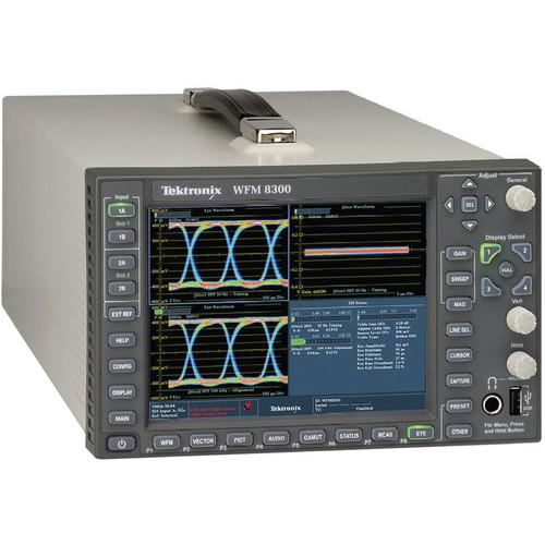 Tektronix WFM8300 Advanced Analog/SD/HD/3G-SDIWaveform WFM8300
