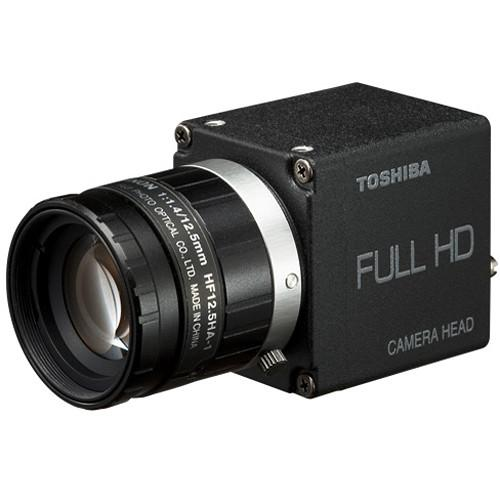 Toshiba IK-HR1H CMOS Hi-Def Color Camera Head IK-HR1H