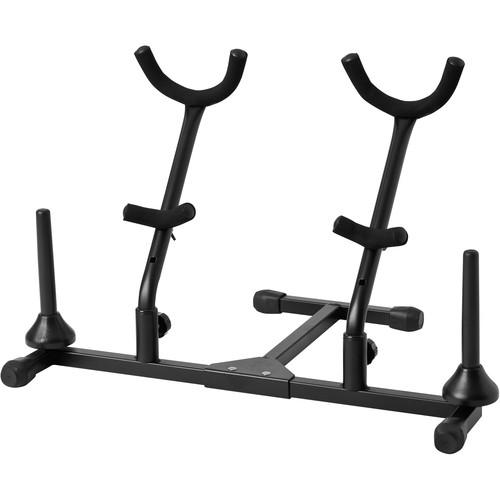 Ultimate Support JS-DS100 Double Saxophone Stand 17230