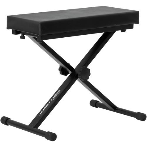 Ultimate Support JS-MB100 Medium X-Style Keyboard Bench 16801