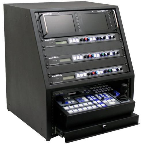 Vaddio ProductionVIEW Rack Enclosure 998-5000-200