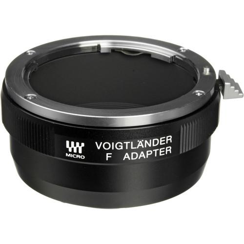 Voigtlander Nikon F Lens to Micro Four Thirds Mount BD217A