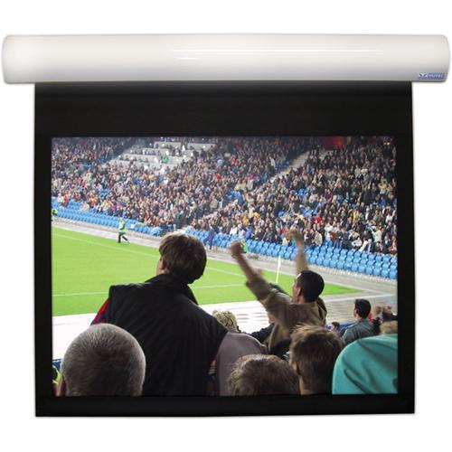 Vutec Lectric 1 Motorized Front Projection Screen L1072-128PRW1