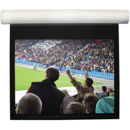 Vutec Lectric 1 Motorized Front Projection Screen L1096-128PRW1